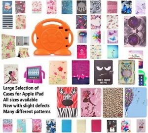Factory Seconds New Case Cover Holder for Apple iPad. Various Sizes and Designs