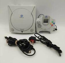 Sega Dreamcast VIDEOGIOCO CONSOLE PAL TESTATA COMPLETA