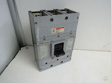SIEMENS JXD63L400 SENTRON SERIES CIRCUIT BREAKER 400A 600VAC 3-POLE ***XLNT***