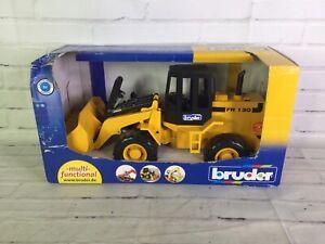 Bruder 1:16 Articulated FR 130 Road Loader Construction Vehicle Toy 02425