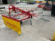 More details for new zk370 single rotor hay rake 3.7m £2995 + vat