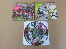 YEAH YEAH YEAHS Fever To Tell ORIGINAL 2003 UK / EU PICTURE DISC LP 1ST PRESSING