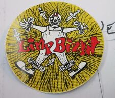 Limp Bizkit Sticker Vintage New From Late 1998 Heavy Metal Wow