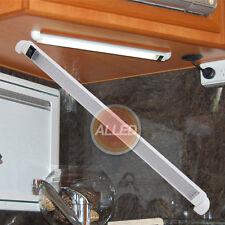 LED 12V Strip Lights Rail Fixtures Cabinet Lamp RVs Camper Caravan Boat Tool Box