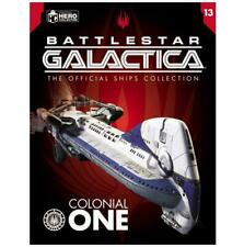 Battlestar Galactica Official Ships #13 Colonial One (2004) Eaglemoss