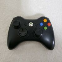 Official Xbox 360 OEM Wireless Black Controller Model 1403 - TESTED