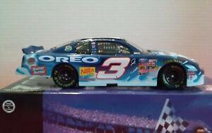 2002 NASCAR Dale Earnhardt Jr Oreo Ritz #3 Chevy Busch Daytona Win Die-Cast 1:24