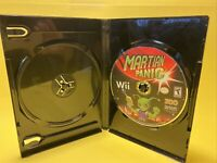 NINTENDO WII : MARTIAN PANIC VIDEO GAME (Nintendo Wii, 2010) GAME ONLY TESTED.