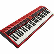 New!  ROLAND GO-61K GO: KEYS Entry Keyboard Bluetooth / USB 1-Touch Loop Mix RED