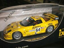 IXO LMM057 - Chevrolet Corvette C5R Le Mans 2002 #64 - 1:43 Made in China