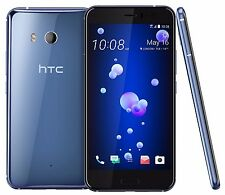"HTC U11 Dual (FACTORY UNLOCKED) 128GB 5.5"" QHD 6GB RAM - Black Silver Blue White"