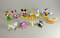 11 Disney Figuren Mickey & Minnie Mouse Pluto Daisy Donald Duck Klarabella ...