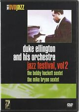 Jazz Festival Vol. 2 - Duke Ellington Orch BOBBY HACKETT MIKE BRYAN SEXTETS DVD