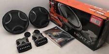 Hertz Energy ESK 165.5 Car 6.5'' 2-Way Component Speaker System 300W EX#