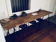 Vintage Retro Trestle Table