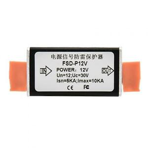 12V 10KA Low Insertion Loss Signal Surge Protection Large Through-current