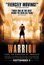 Warrior Movie Poster 24inx36in (61cm x 91cm)