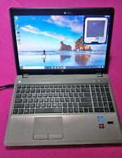 FAST! HP Probook 4540s laptop Intel i7-3740qm 2.7-3.7ghz 8GB ram 256GB AMD 7570M