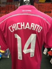 Adidas Real Madrid Jersey Chicharito 14