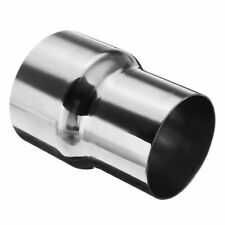"3.0"" ID to 2.5"" OD Exhaust Pipe Reducer Adapter Connector 304 Stainless Steel"