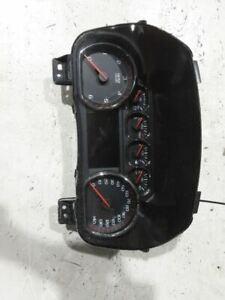 15-16 GMC SIERRA 2500 PICKUP Speedometer Cluster MPH US Market