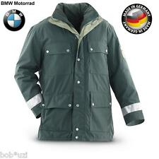 BMW German Police Polizei Rider Bike Motorcycle All Weather Jacket Parka GoreTex
