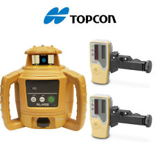 Topcon RL-H5B DB Rotating Level - DB Package with Two (2) LS-80L Receivers