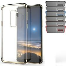 Coque Housse Silicone transparent Galaxy s9 / s9 plus samsung gel bling bling