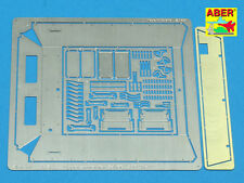 1/35 ABER 35A75 PHOTO ETCHED UPPER ARMOR for GERMAN Sd. Kfz. 250 NEU