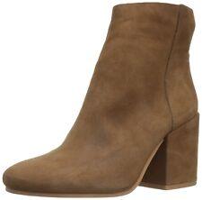ec1ce7771103 Lucky Brand Women s Ravynn Rear-Zip Leather Ankle Boots Sesame