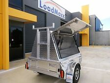 Top quality 6x4 builder's trailer from Loadmaxx trailers