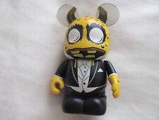 "DISNEY VINYLMATION Urban Redux Series 1 Tuxedo Monster 3"" Figurine"