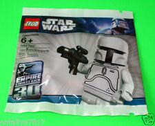 LEGO STAR WARS FIGUREN ### BOBA FETT IM ORIGINAL POLYBAG 4597068 NEU ### =TOP