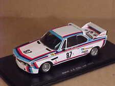 SPARK #S1566 1/43 Resin BMW 3.0 CSL, 1974 LeMans, #87, Finotto, Facetti & Mohr