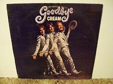 CREAM , GOODBYE CREAM , VINTAGE 1977 NEAR MINT , CLASSIC ROCK STEREO LP
