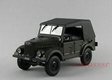 DeAgostini 1:43 Russian GAZ-69A & mag №55 cars USSR