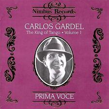 Carlos Gardel Tango Latin Music CDs & DVDs