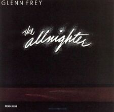 Glenn Frey The Allnighter 1984 CD Like New Condition MCAD 31158