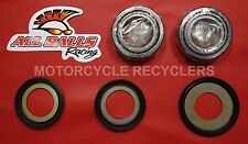 STEERING STEM HEAD BEARING SET + DUST SEAL for Yamaha WR450F 2003 to 2018