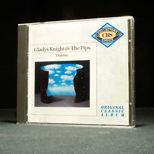Gladys Night And The Pips - Visions - music cd album