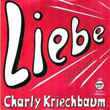 Single----Charly Kriechbaum--------Rarität-----