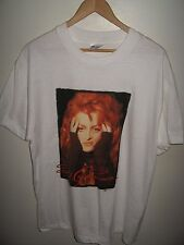 Wynnona Judd Tee - Vintage 1996 Revelations World Concert Tour T Shirt Large