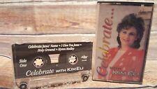 Celebrate With Kim Eli  Cassette Tape  DS 3600 1998