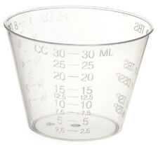 plastic Pill Cups  Pack of 100