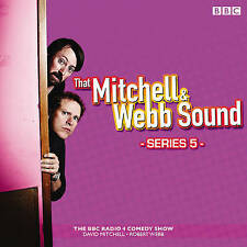 That Mitchell and Webb Sound: The BBC Radio 4 Comedy Sketch Show: Series 5 Audio