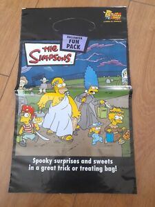 Simpsons Mr Lucky Bags Halloween Fun Pack Bag