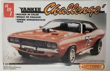 AMT PK-4175 - 'Yankee Challenge' Matchbox Edition 1/25 Scale Plastic Model Kit