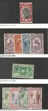 Ethiopia, Postage Stamp, #234-7, 158, 300, 351-354 Used, 1928-1955