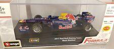 BBurago 1:32 Red Bull Racing Team 2011 - Mark Webber - Formel 1