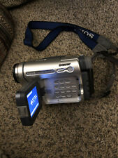 Sony Ntsc Digital8 Handycam Camcorder 20x Zoom - Video Transfer (Dcr-Trv260)
